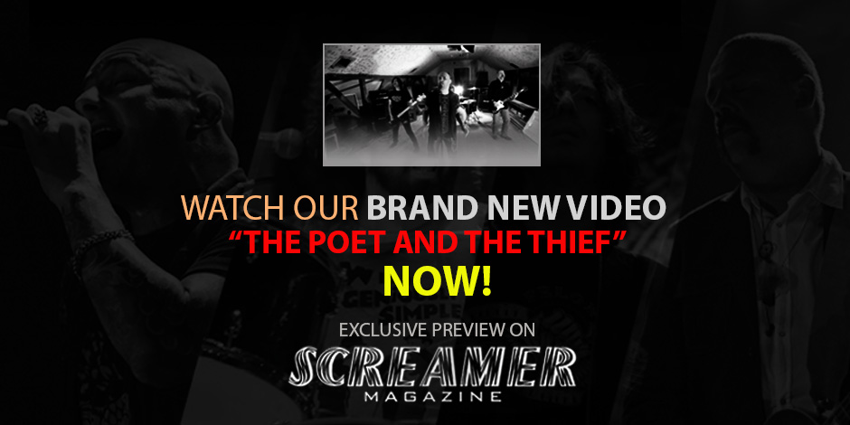 New video is out: The Poet And The Thief